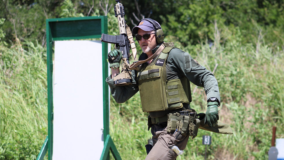 2 Gun Tactical Endurance Competition-4/17/21