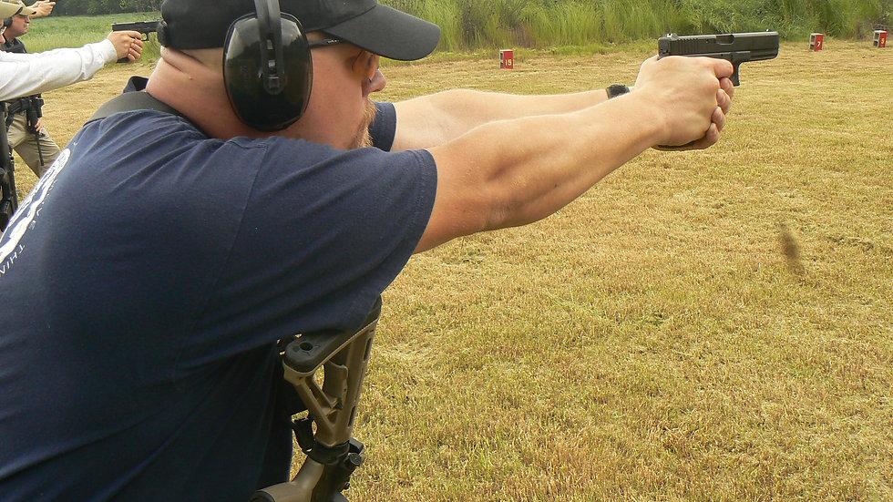 4 Hr Tac Handgun & Carbine Basics-6/26/21