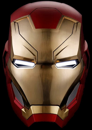 Iron Man MK46 Helmet