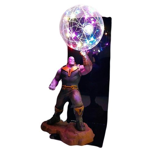 Thanos Light Figure