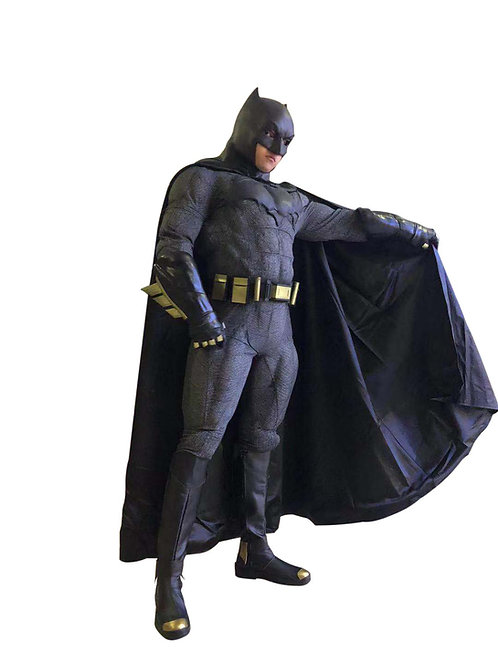 Batman Dawn of Justice inspired costume