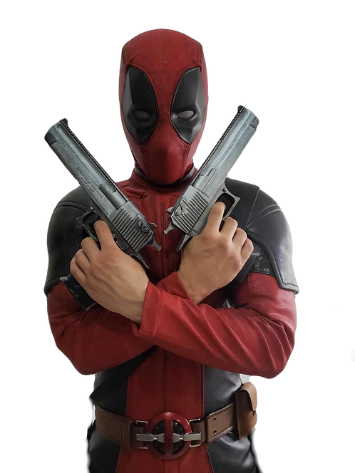 Deadpool Supreme Costume set