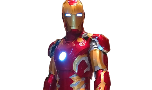 Iron Man inspired Armour MK43