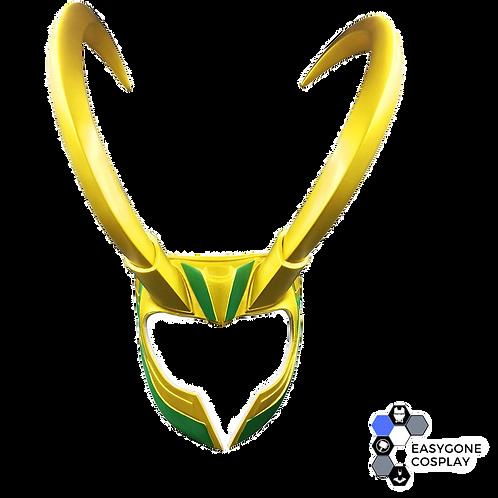 Loki Helmet / Horn