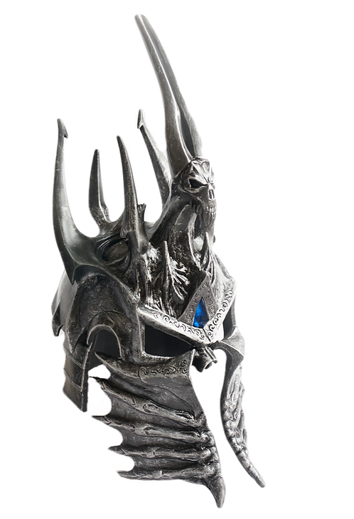 Lich King WoW The Helm of Domination Mask