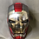 Thumbnail: Iron Man MK5 polished face plate Voice control helmet