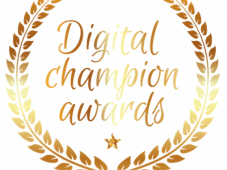 Digital Champion Awards 2021