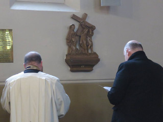 Historic Ecumenical Stations of the Cross