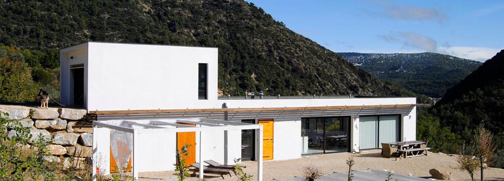 Conception Villa Contemporaine