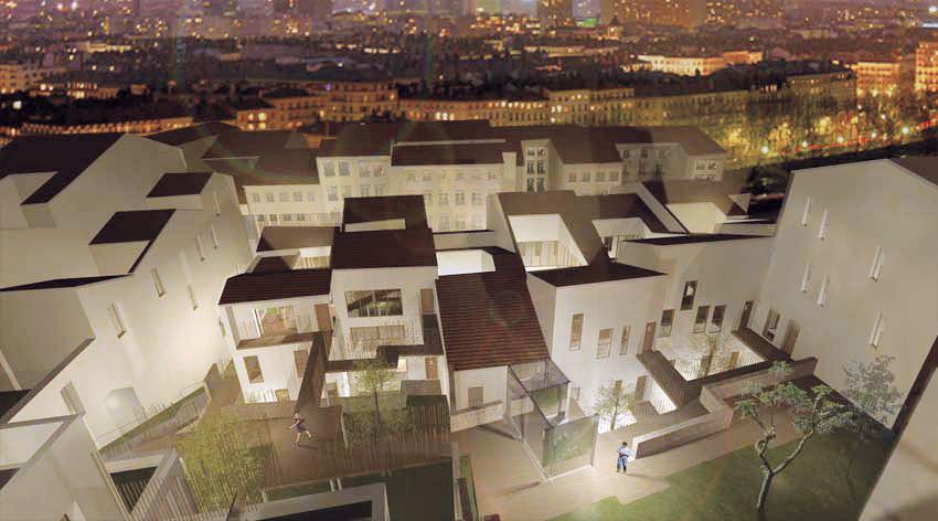 Habitat Vieux Lyon