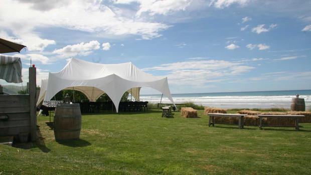 Beach House  6m x 9m