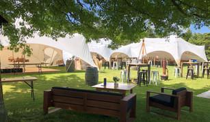 3 Tent Courtyard