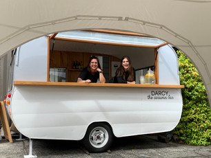 Darcy Bar and capri marquee