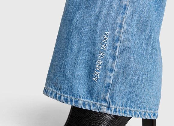 Wide leg jeans fine demin 59