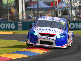 DAVIES DELIVERS ON STREETS OF ADELAIDE