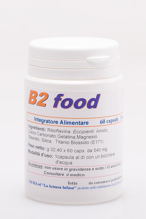 B2 Food (Vitamina B2)