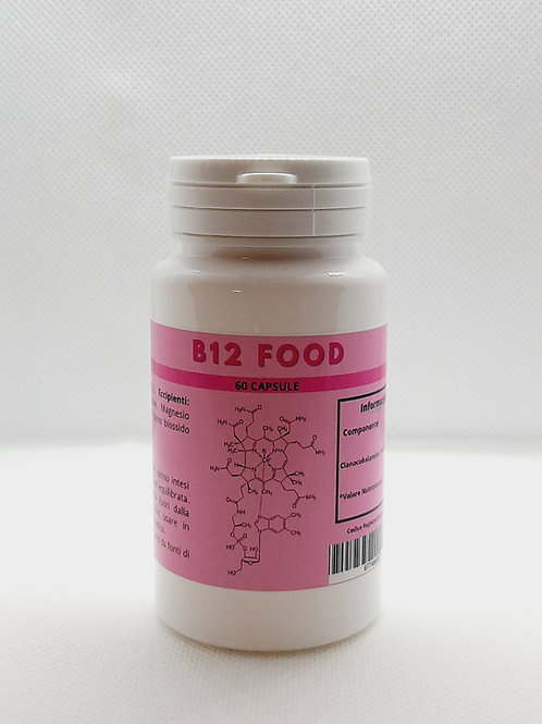 B12 FOOD (Vitamina B12)