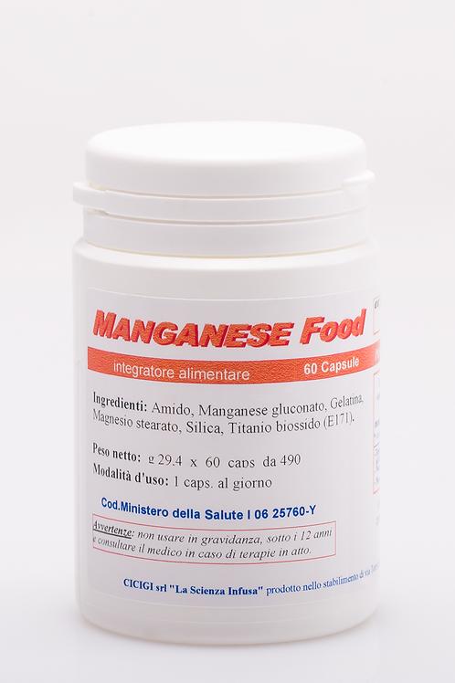Manganese Food