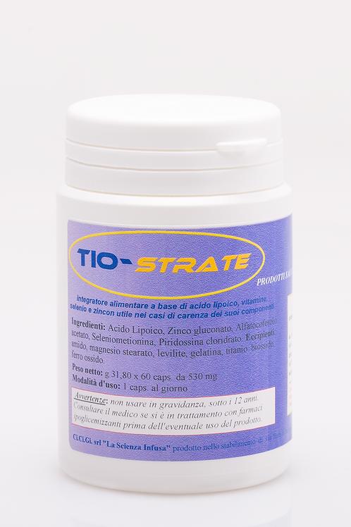 Tio-Strate (Acido Alfa-lipoico)