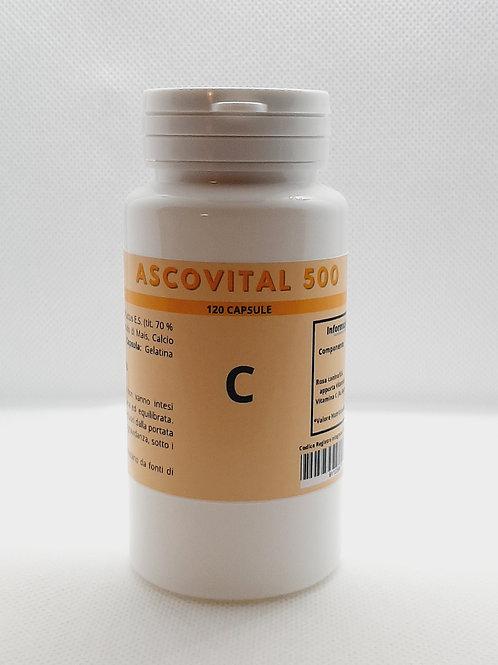 Ascovital 500 (Vitamina C)