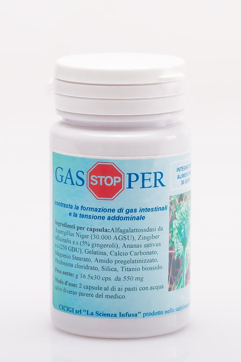 Gasstopper