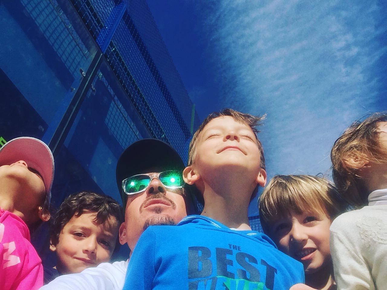 Super coach & Super kids