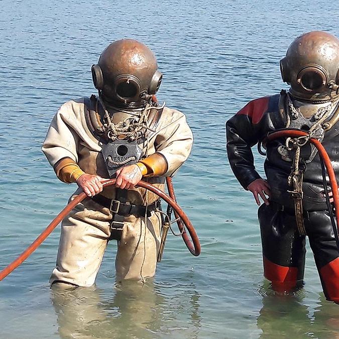 HDS NL International Diving Weekend