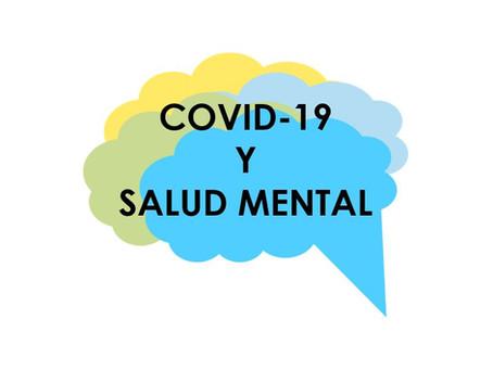 Covid-19 y salud mental