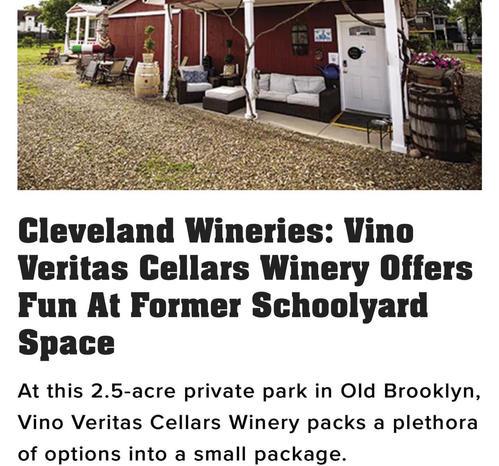 Cleveland Magazine July 2021 Feature