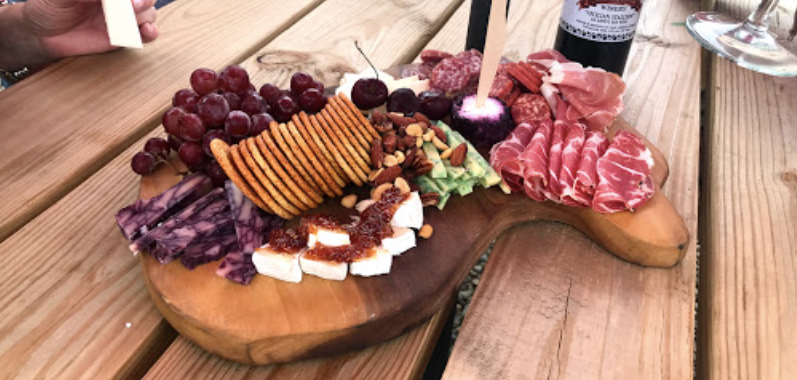 Wine and Cheese, name a better duo.. we'll wait
