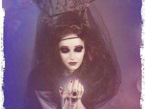 Umarme die magische Zauberin des Herbstes! :)