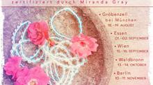 Werde eine Moon Mother & lerne persönliche Womb Blessings® & Womb Healings zu geben