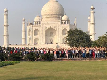 MIT MINDFLOW IN INDIEN