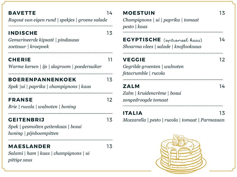 Speciale pannekoeken Sonnetje Maasland.p