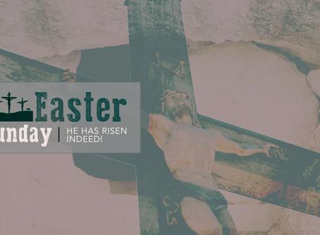4.12.20 Good Friday Through Easter Sunday