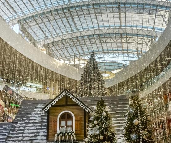 Holiday Decor Installation