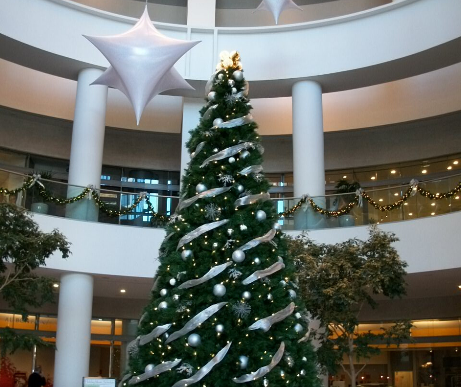 Commercial Holiday Display