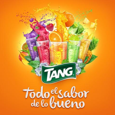 Tang: Todo el sabor de lo bueno