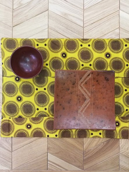 Set de table en Wax