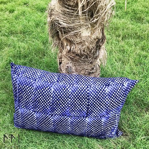 Housse / Tête d'oreiller en Batik 100% coton