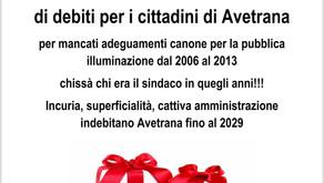 Avetrana :Lucia Vacca, Rosaria Petracca e Luigi Conte scrivono alla Corte dei Conti