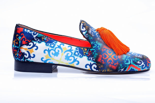 MOROCCAN SPIRIT LOAFERS