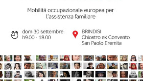 Brindisi : Presentazione del progetto SOS Family