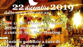 Avetrana : Ritornano i mercatini di Natale