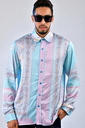 PAOLO SILK SHIRT