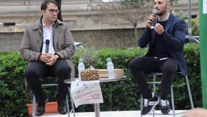 Avetrana:Giovanni Gugliotti a tutto campo...