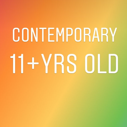 Monday 6pm Contemporary for Teens- In Studio