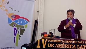 IV Conferencia Especial para la Soberanía Alimentaria – Santiago de Chile, 2-3 Mayo 2014