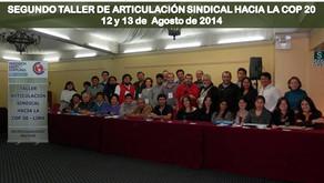Llamamiento a la movilización hacia la Cumbre de los Pueblos