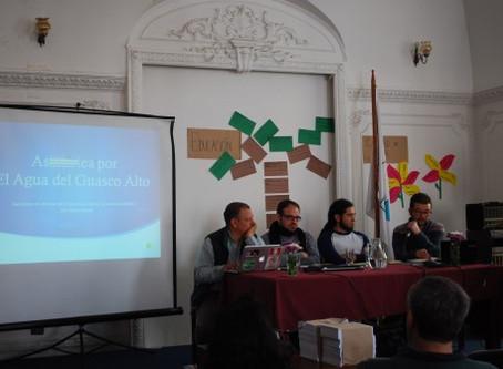 Seminario comparte herramientas para detener el Extractivismo
